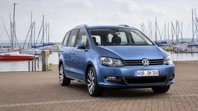 Odmłodzony Volkswagen Sharan od lipca w sprzedaży