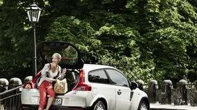 Volvo C30 - DRIVe: Specjalnie dla Małgorzaty Kożuchowskiej
