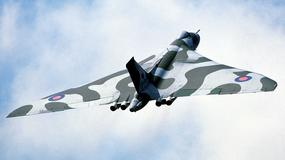 Avro Vulcan - brytyjski bicz na ZSRR