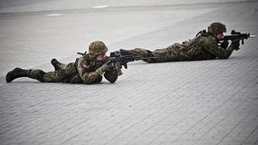Działanie plutonu w zasadzce