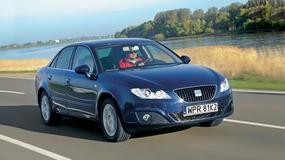 Seat Exeo 2.0 TDI - czy warto kupić hiszpańskie Audi A4?
