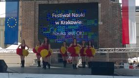 XIV Festiwal nauki w Krakowie - fotorelacja