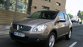 Nissan Qashqai - Pogromca polskich dróg