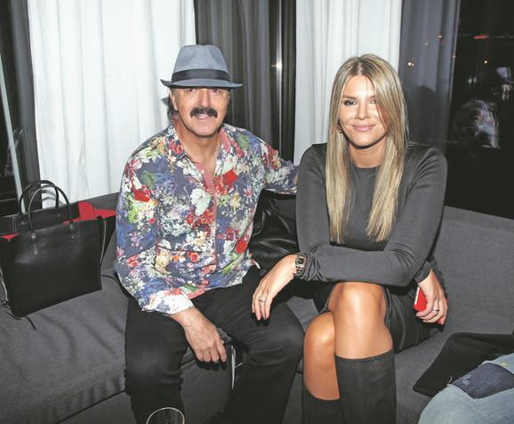 Haris i Melina Džinović