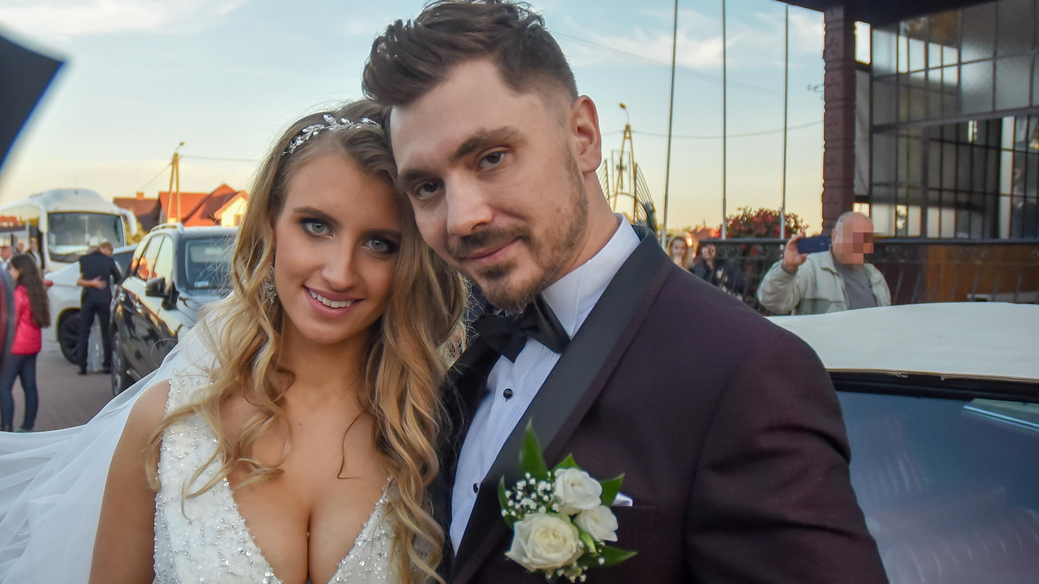 Jest Film Ze ślubu Syna Martyniuka Zobacz Wideo