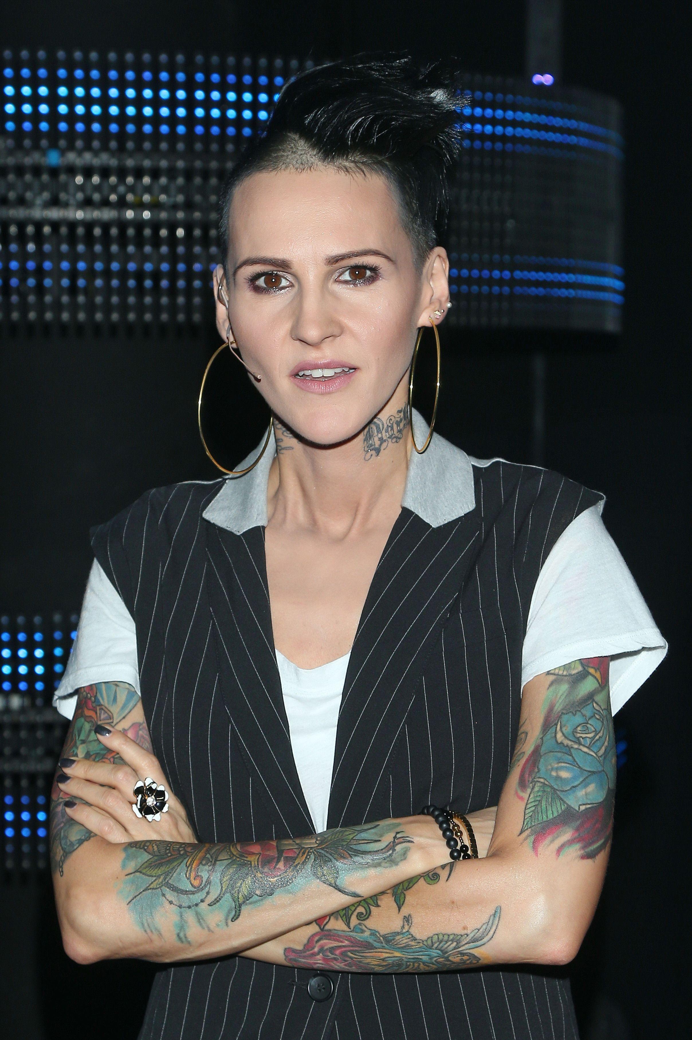 Chylińska Ma Nowy Tatuaż Piosenkarka Wybrała Odważne