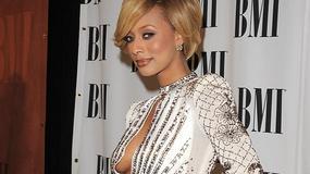 Keri Hilson na wręczeniu nagród BMI Pop Music Awards