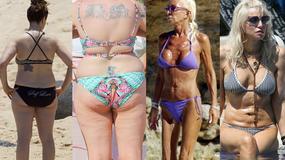 Czy to najgorsze plażowe ciała show-biznesu?