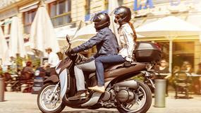 Motocykle i skutery do 125 ccm