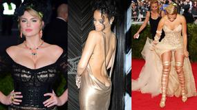 After party MET: Rihanna jak Wojnarowska