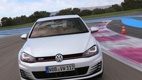 Sportowe Volkswageny Golfy w Polsce