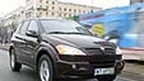 SsangYong Kyron 200 Xdi Elite - Nowoczesny... klasyk