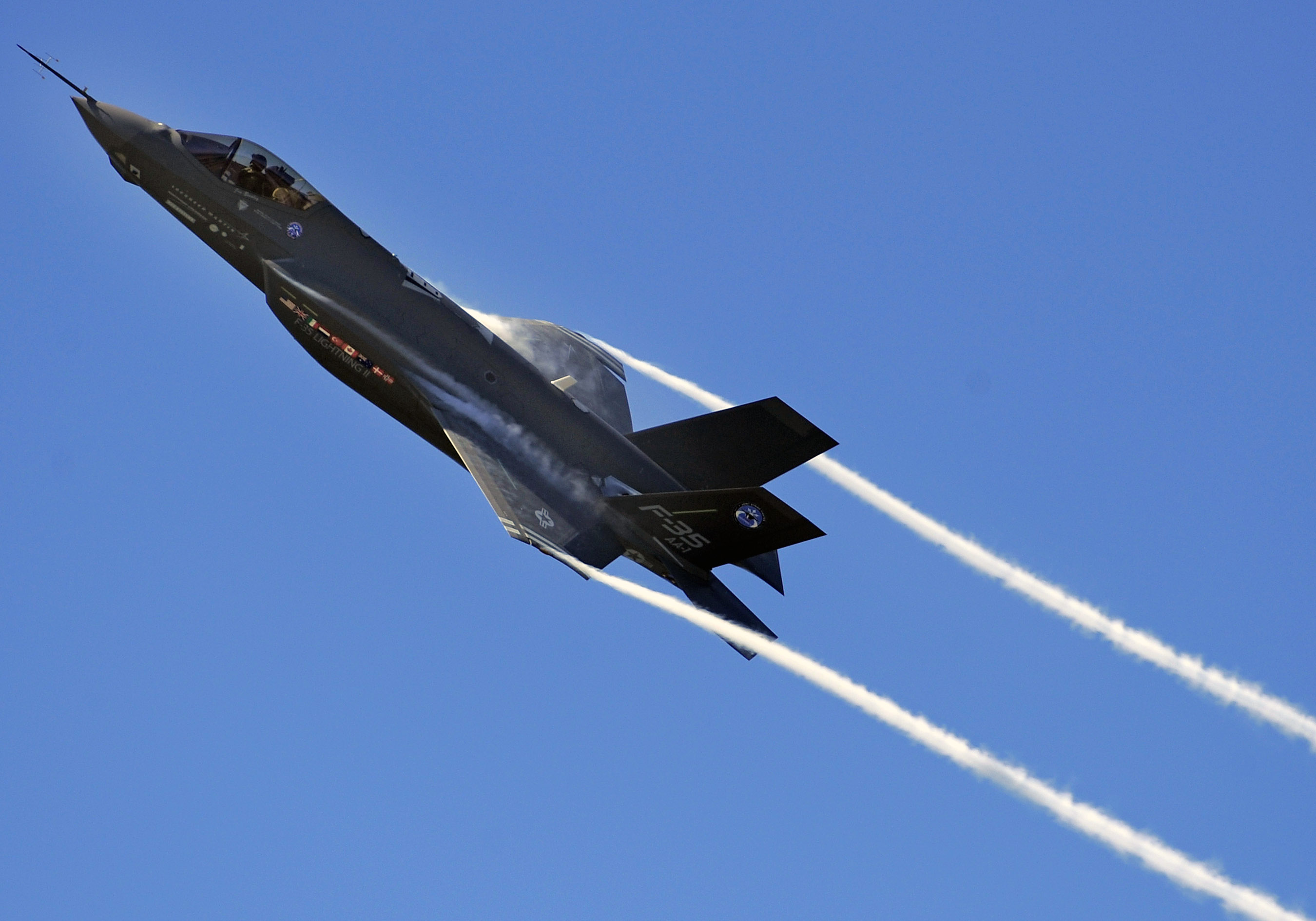 F35B Strike Fighter