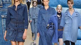 Trendy wiosna-lato 2015: W objęciach dżinsu