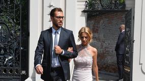Goście na ślubie Agnieszki Radwańskiej i Dawida Celta