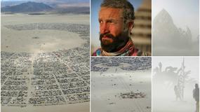 ZAVEJANI U PUSTINJI Neverovatne fotografije najluđeg svetskog festivala pre i posle PEŠČANE OLUJE