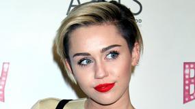 Miley Cyrus w nowej fryzurze