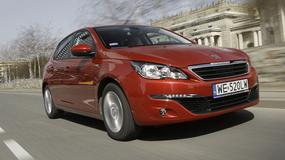 Peugeot 308 1.2 PureTech - jak sobie poradzą 3 cylindry?