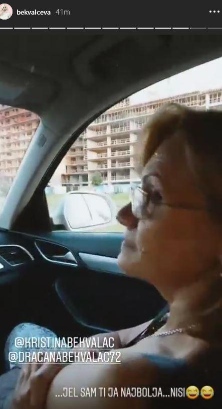 Majka Nataše Bekvalac
