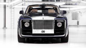 Rolls-Royce Sweptail - powiew nowości w luksusie