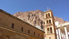 Egipt - Klasztor świętej Katarzyny