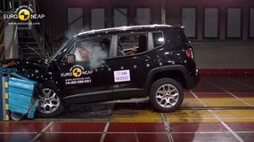 EuroNCAP: Jeep Renegade na 5 gwiazdek