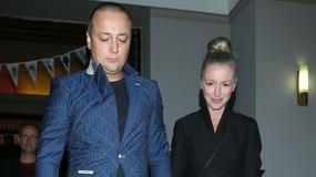 Czesław Mozil z żoną na salonach. Postarzał się?
