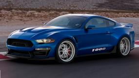 Shelby Mustang o mocy 1000 KM