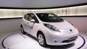 Ulepszony Nissan Leaf