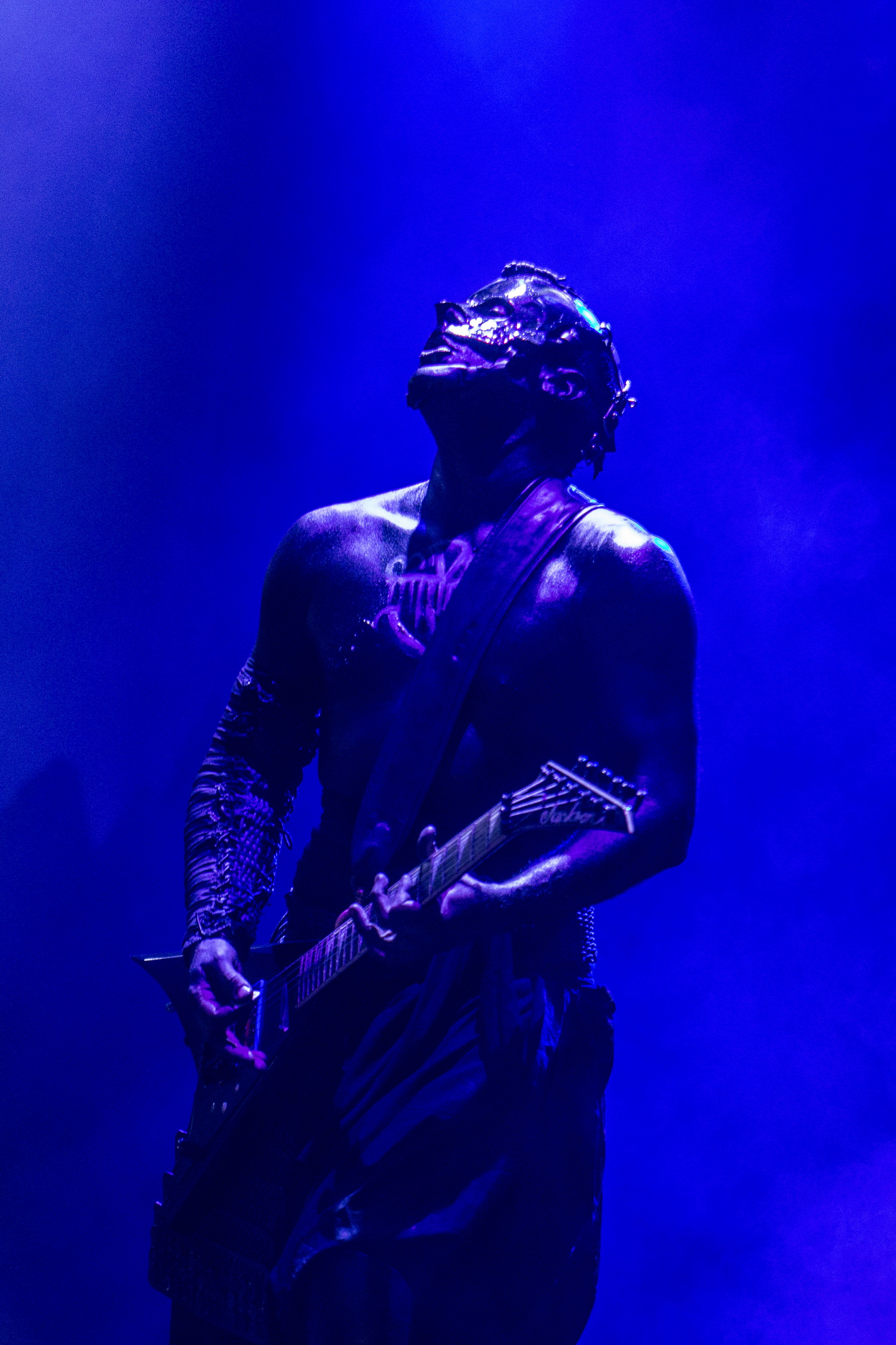 Limp Bizkit na Orange Warsaw Festival 2014