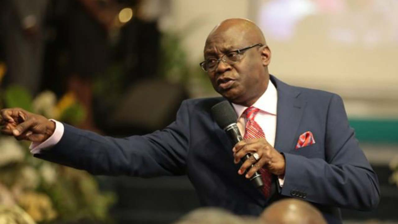Image result for Pastor Tunde Bakare and jonathan