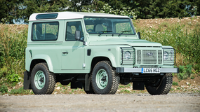 Ciekawostka z ogłoszenia –Land Rover Defender Jasia Fasoli