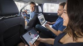 Gadżety dla kierowcyi pasażerów