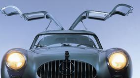 Mercedes-Benz 300 SL - Na skrzydłach do historii