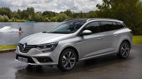 Renault Megane Grandtour za 70,9 tys. zł (polskie ceny)