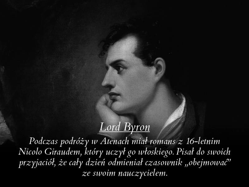Lord Byron /