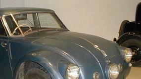 Legendarna Tatra 77 skończyła 77 lat