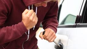 Najczęściej kradzione samochody w Polsce w 2013 roku
