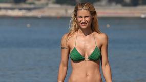 Michelle Hunziker w bikini. Była żona Erosa Ramazzottiego ma idealne ciało