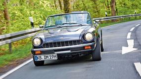Fiat 124 Spider Turbo - duża moc, ale i kłopoty