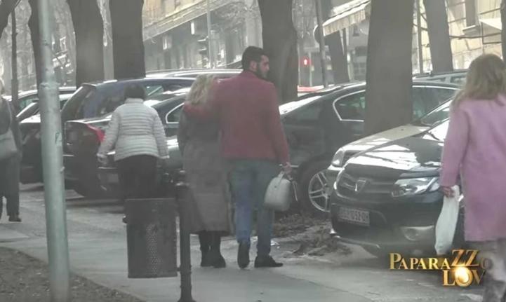 Anđelka Prpić se viđa sa ovim momkom: Uhvaćeni kako zajedno šetaju u Beogradu