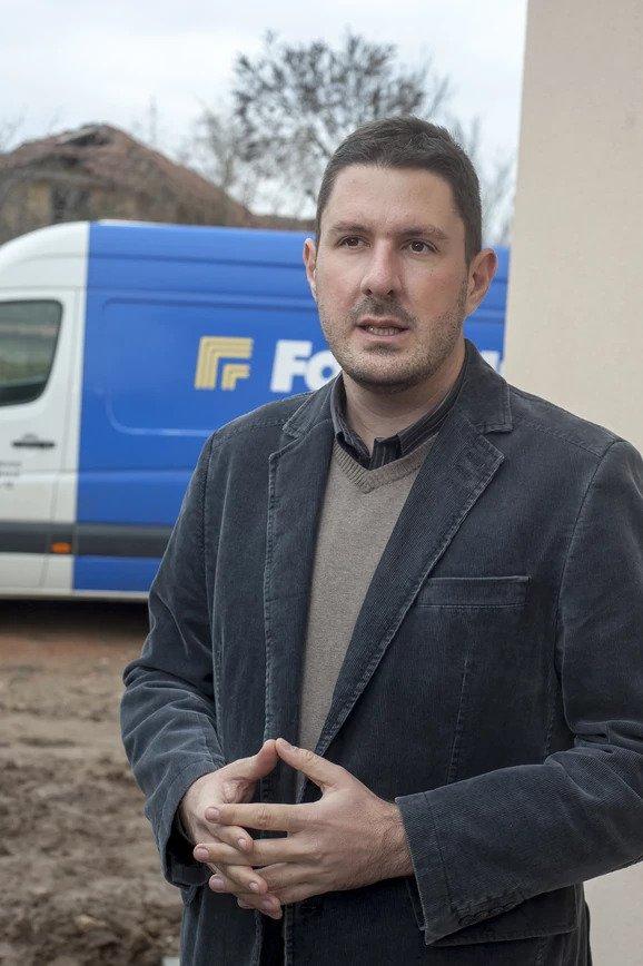 Nikola Ružičić, PR kompanije
