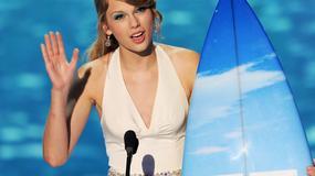 Taylor Swift zwycięża na Teen Choice Awards 2011