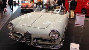 Alfa Romeo Giulietta - atrakcyjna 60-latka