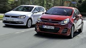 Kia Rio kontra Volkswagen Polo - małe auta z aspiracjami