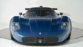 11 milionów za unikalne Maserati!