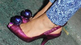 Letnie buty znanych Polek