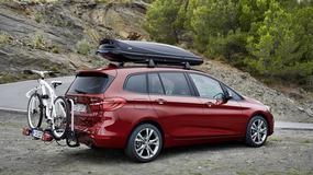 BMW Serii 2 Gran Tourer - nowy rodzinny model