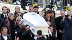 Francja pożegnała Johnny'ego Hallydaya