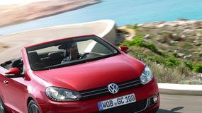 VW Golf Cabriolet debiutuje w Polsce